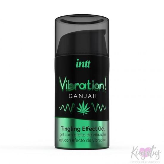 Intt vedel vibraator 15ml