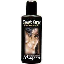 Magoon massaažiõli Caribic Fever 100ml