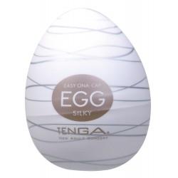 Tenga Egg Silky masturbaator