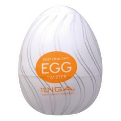 Tenga Egg Twister masturbaator