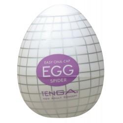 Tenga Egg Wavy Spider masturbaator