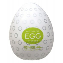 Tenga egg clicker masturbaator