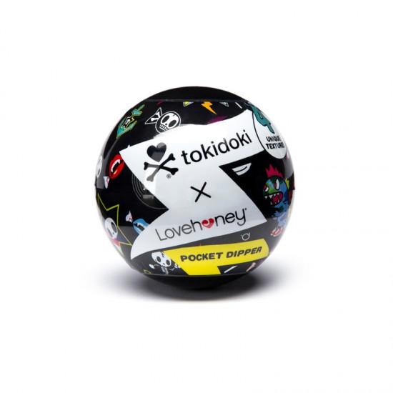 Tokidoki - Pocket dipper masturbaator