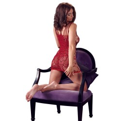 MM kleit, punane S-L