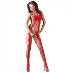 MM kassikostüüm, punane