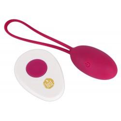 Lust vibreeriv armupall, roosa